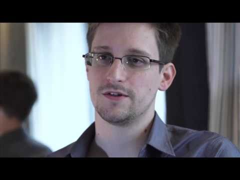 TheGuardian - Edward Snowden interview: 'The US government will say I aided our enemies' - NSA whistleblower Subscribe to the Guardian HERE: http://bitly.com/UvkFpD In the...