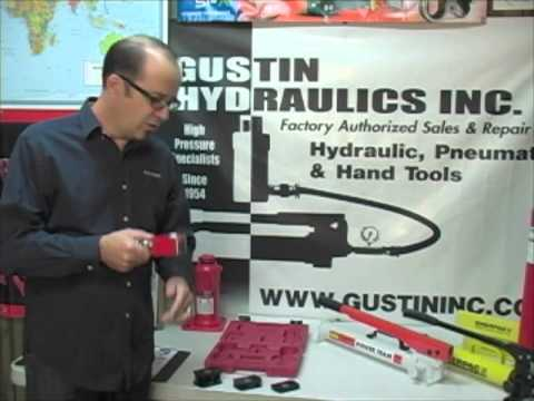 BVA Hydraulics Kits from Gustin Hydraulics Inc.