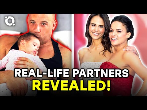 Fast & Furious 9: The Real-Life Partners Revealed|⭐ OSSA