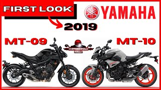 9. 2019 Yamaha MT-10 & MT-09 | First Look