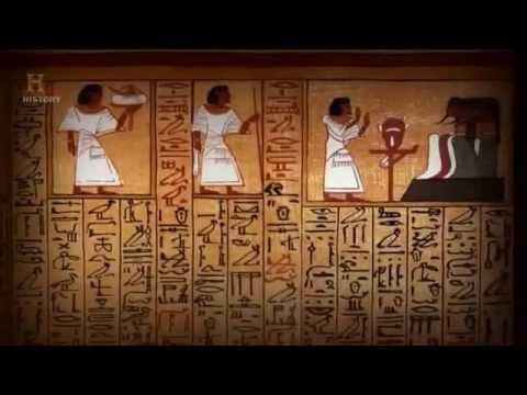 Egipska Księga Umarłych - The Egyptian Book Of The Dead