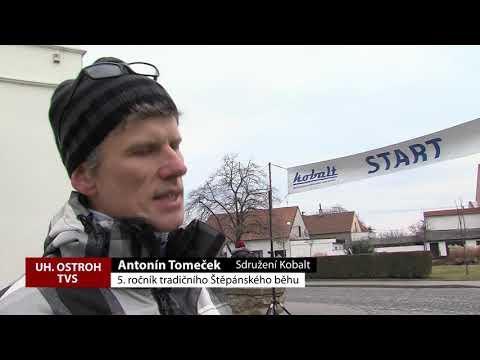 TVS: Uherský Ostroh - Štěpánský běh