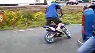 9. Yamaha TTR50