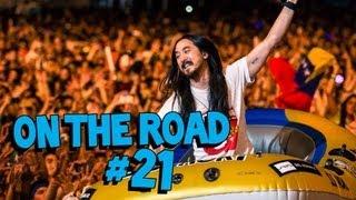 Electric Daisy Carnival 2012 w/ AFROKI - On the Road w/ Steve Aoki #21