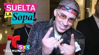 Se desata balacera en concierto de Bad Bunny en Chile | Suelta La Sopa