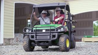 "4. New John Deere Gatorâ""¢ Utility Vehicles"