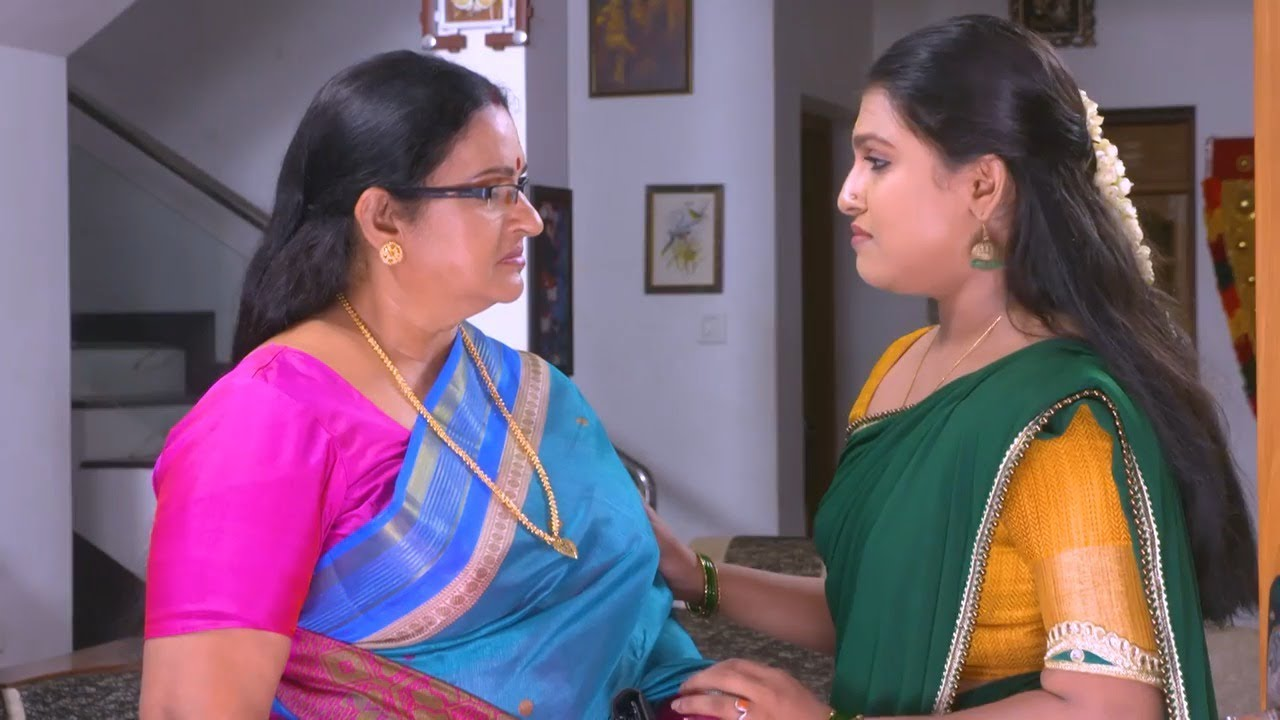 Ilayaval Gayathri January 14,2016 Epi 80 TV Serial