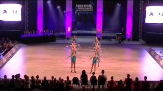 2Female4U - Deutsche Meisterschaft 2014