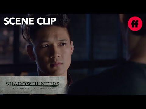 "Shadowhunters | Season 1, Episode 6: #Malec, ""To Us"" | Freeform"