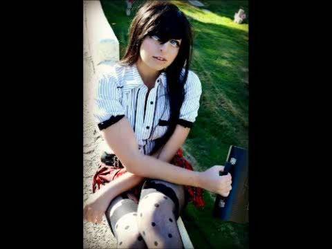 \\long schoolgirl pin\\
