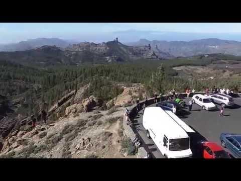 Vistas desde el Mirador Pico de Las Nieves