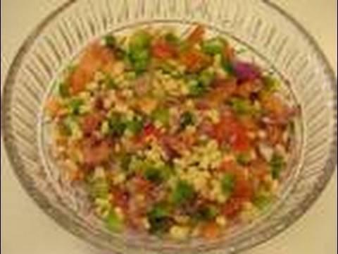 Betty's Zesty Corn Salad Recipe