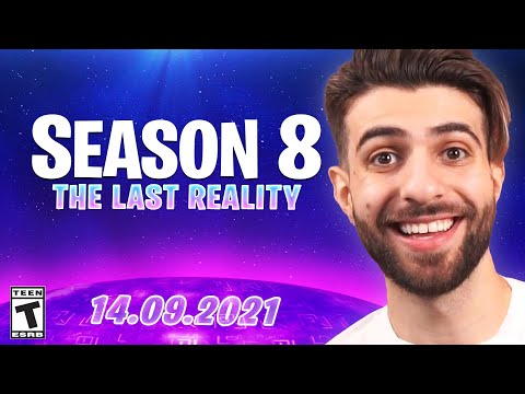 Our FIRST LOOK at Fortnite Season 8!