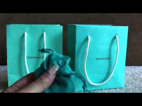 tiffany and co packaging real vs fake