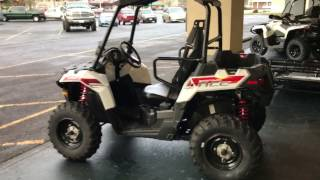 9. 2014 Polaris Ace 325 Walk Around & Review