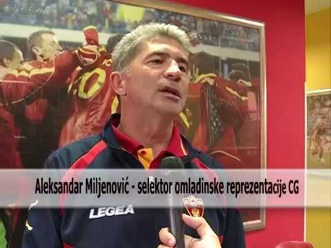 Crna Gora - Češka, II utakmica, izvještaj, selektor Miljenović
