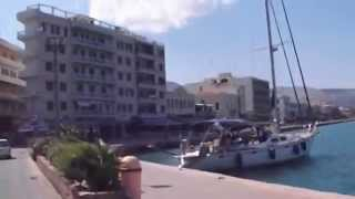 Chios Greece  city photo : Tour of Port of Chios (Greece)