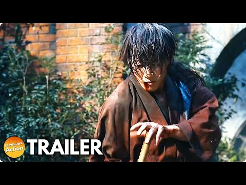 RUROUNI KENSHIN: THE FINAL/THE BEGINNING (2021) New Teaser Trailer ft. Takeru Satoh