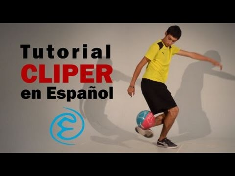 Como Hacer Clipper Tutorial Freestyle Soccer / Football En Español