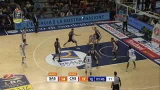 BANCO SARDEGNA SASSARI vs PASTA REGGIA CASERTA