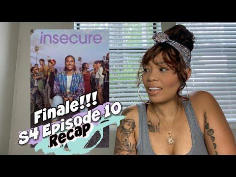 INSECURE | Season 4 Episode 10 FINALE | Lowkey Lost #insecurehbo #issarae