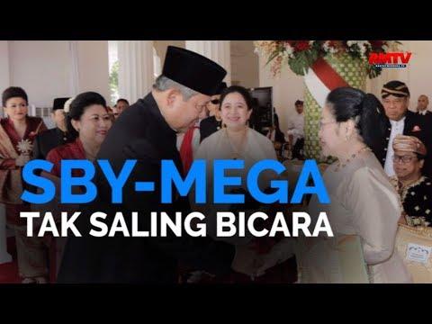 SBY-Mega Tak Saling Bicara