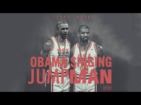 Barack Obama Singing Jumpman