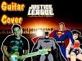 Abertura Liga da Justiça (Rock Cover) - BIBI QUEIROZ
