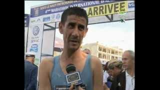 Video 4ème Marathon International d'Alger ENTV 04 Nov 2012 MP3, 3GP, MP4, WEBM, AVI, FLV September 2018
