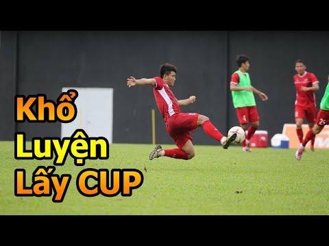 Thử Thách Bóng Đá đi xem Hà Đức Chinh , Công Phượng Bùi Tiến Dũng khổ luyện ĐT Việt Nam VS Malaysia - Thời lượng: 10:14.