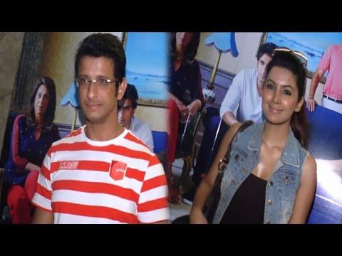Sharman Joshi, Geeta Basra & Other Celebs At Screening Of Film Dil Dhadkne Do