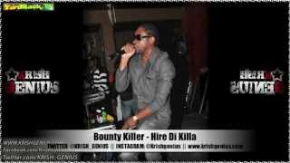 Nonton Bounty Killer   Hire Di Killa  Bad Intro Reloaded Riddim  Feb 2013 Film Subtitle Indonesia Streaming Movie Download