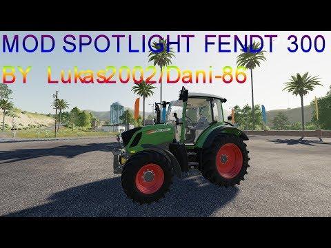 Fendt 300 Vario v1.0.0.0