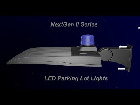 NextGen 2 LED Parking Lot Lights - The Best Gets Better