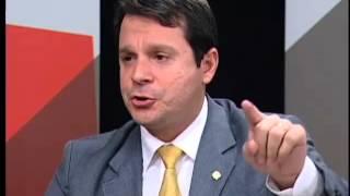 Reguffe fala sobre reforma política em entrevista à TV Câmara