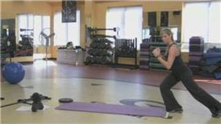 Gym Workout Tips : How to Build Muscle With Walking Lunges