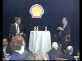 Shell at World Business Forum: Marvin Odum discusses sustainability