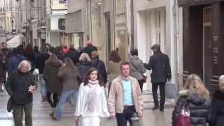 Avignon France  city photos gallery : Avignon, France part 2 walking tour in Old Town