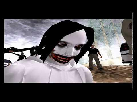 Gta San Andreas:Especial De Hallowen 2013:Terror Con Slenderman 2:Parte 2-Loquendo