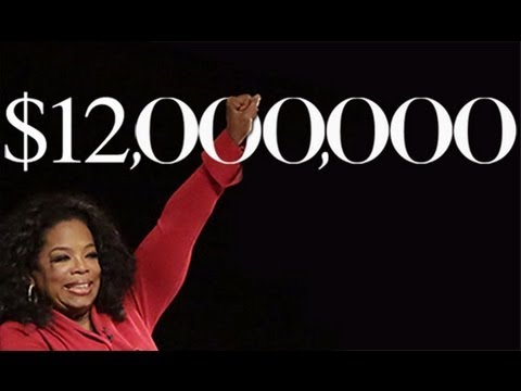 Oprah Gives Millions To New African American Museum In DC
