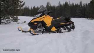 3. 2014 SkiDoo MXZ TNT ACE 900