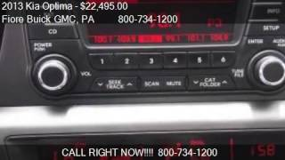 2013 Kia Optima 4dr Sdn EX - for sale in Altoona, PA 16602