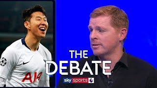 Which English club will go the furthest in the Champions League?   The Debate   Cole & Lennon