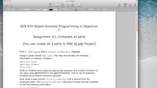 Fall 13-2 Objective-C - Lecture 21