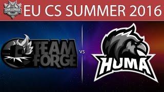 Forge vs Huma, game 1