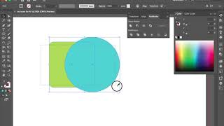 Adobe Illustrator shape builder tool
