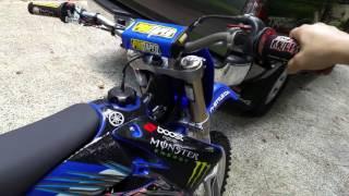 10. 2004 Yamaha YZ250F resto-mod Project Final Vid #2