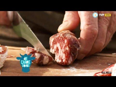 De carne somos, chacinados en Tandil