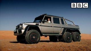 Video Richard Hammond tests a 6x6 SUV in Abu Dhabi - Top Gear: Series 21 Episode 4 - BBC Two MP3, 3GP, MP4, WEBM, AVI, FLV Juli 2019