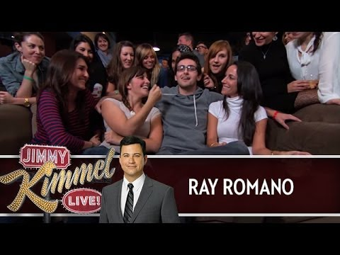 ray romano - Jimmy Kimmel Live - Ray Romano's Son Working at Jimmy Kimmel Live Jimmy did Ray Romano a favor and hired Ray's son to work on his show. Ray feels it's import...